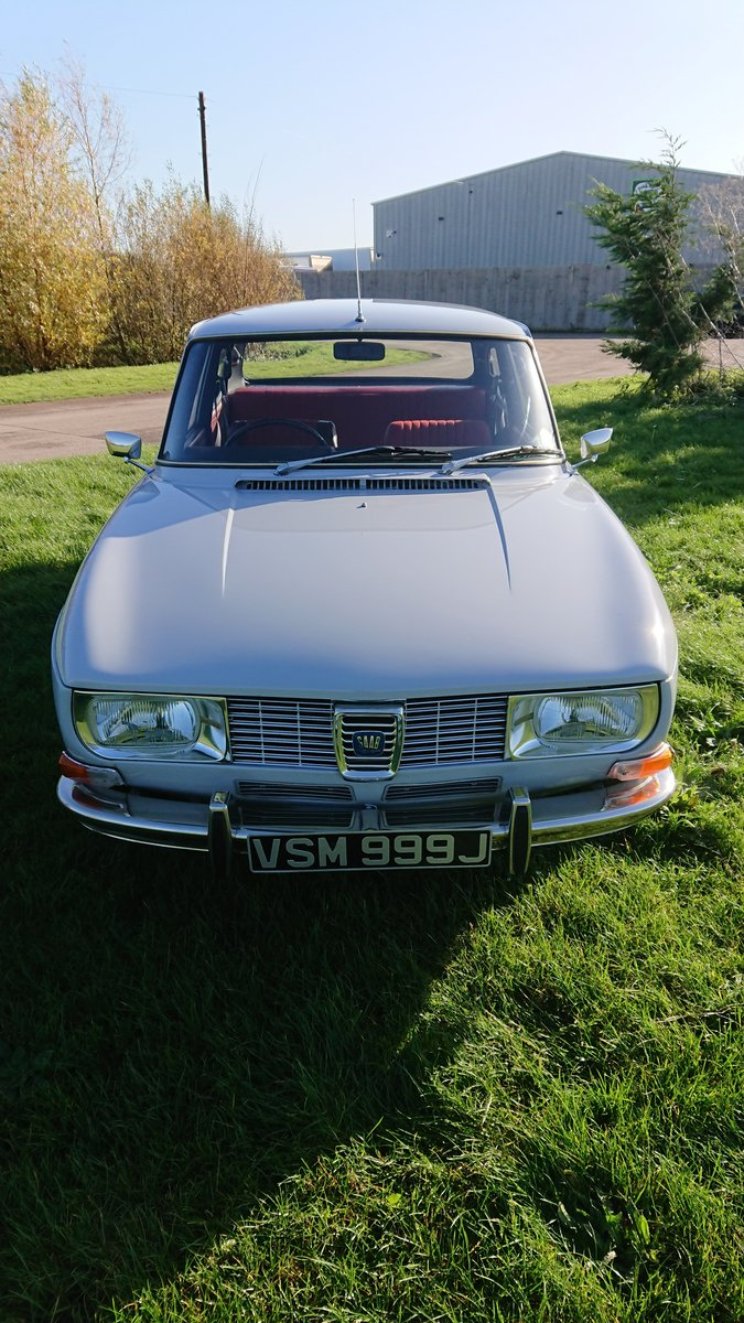 1971 Saab 99 1709cc 2-door, 79k miles, immaculate condition For Sale (picture 6 of 12)