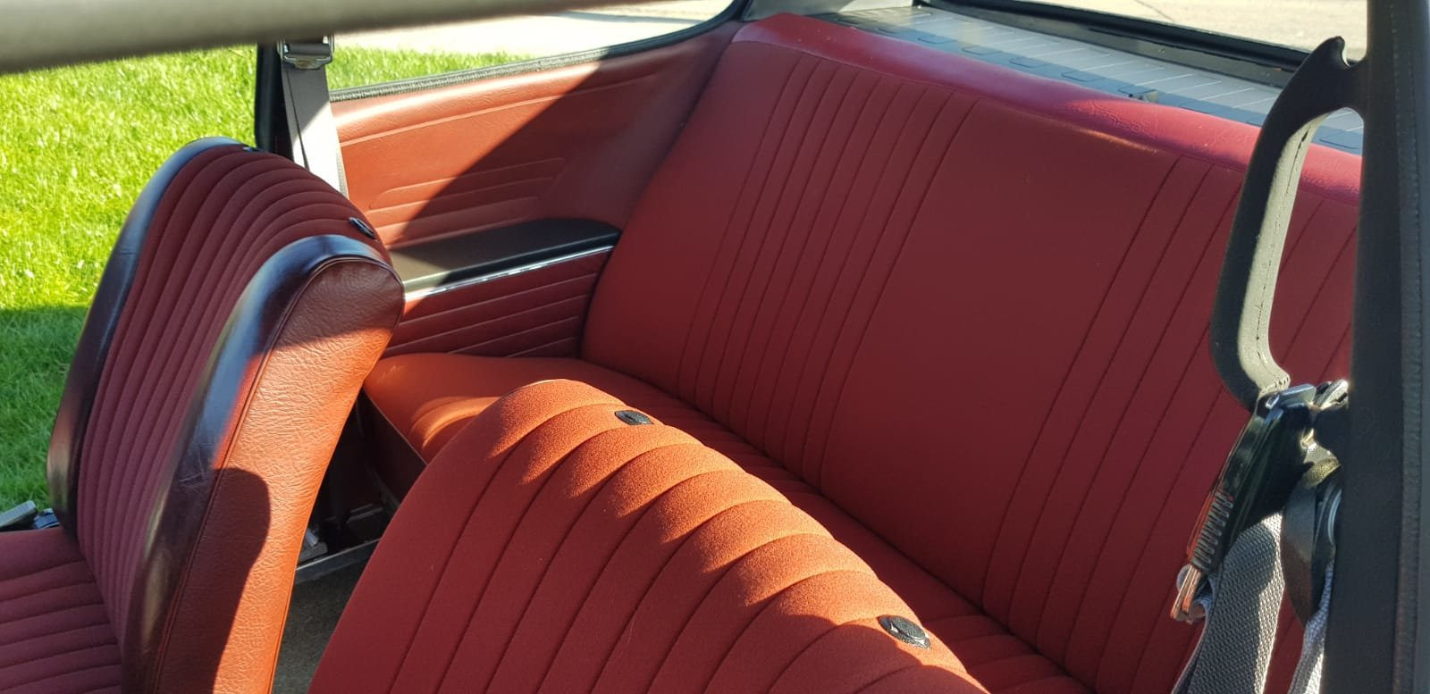 1971 Saab 99 1709cc 2-door, 79k miles, immaculate condition For Sale (picture 4 of 12)