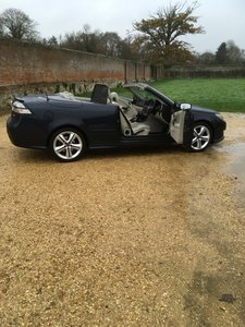 Picture of 2007 Convertible Saab 93 tid