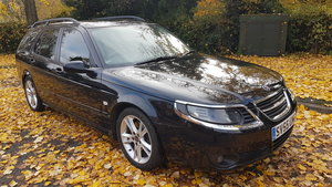 Saab 9-5 HOT 2.3 Aero Estate Manual (55)