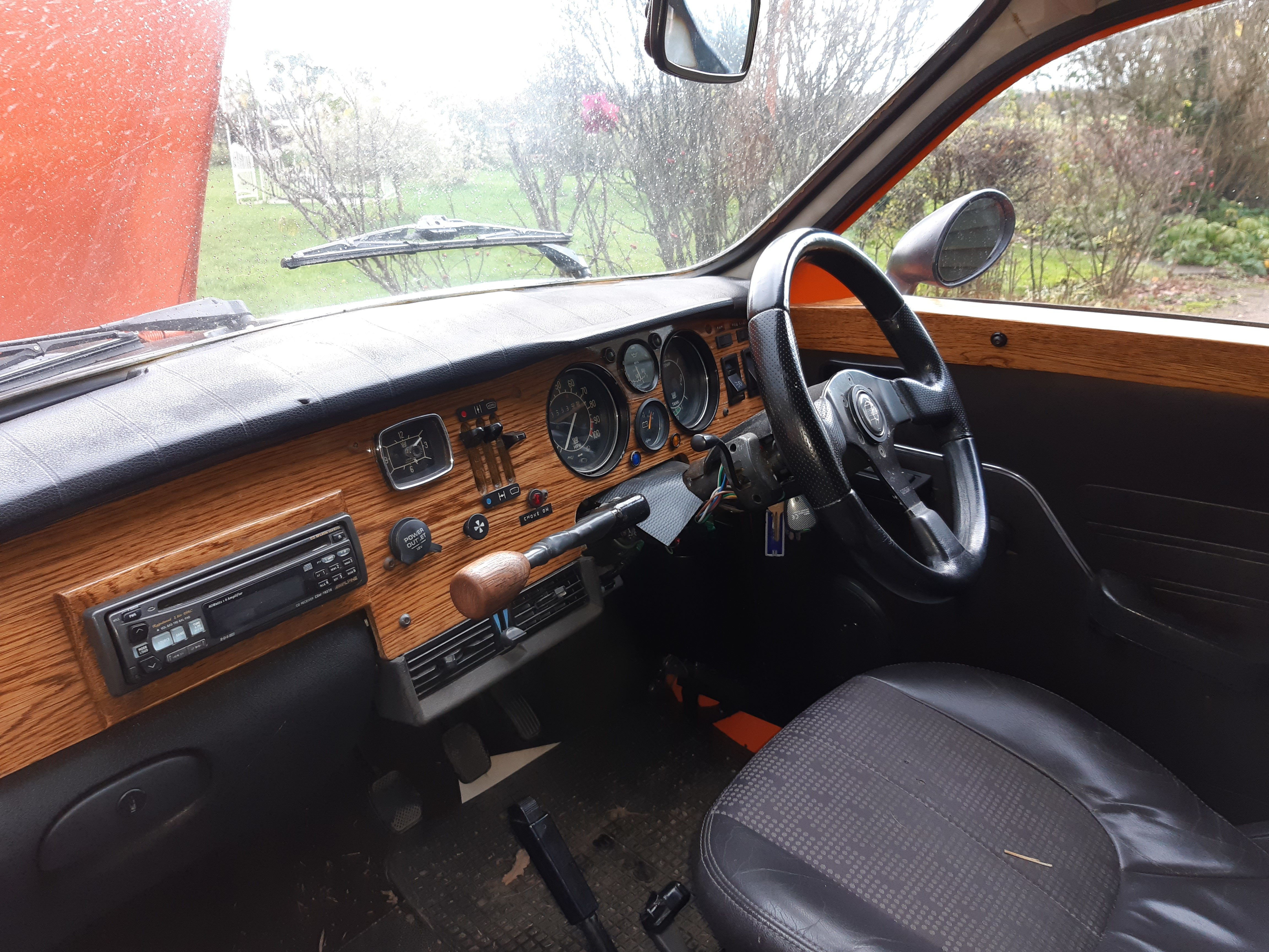 1975 Saab 96 Good  Condition SOLD (picture 4 of 6)