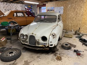 Picture of 1962 Saab 96 bullnose two stroke