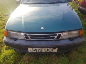 Picture of 1991 Saab 9000 cse 2.3 l auto fsh -£20k in history file