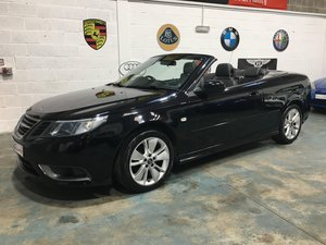 Picture of 2010 Saab 93 good example with Alloy wheels and Leather