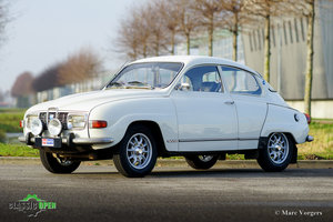 Picture of Very nice classic Saab 96 V4 from 1972 (LHD) For Sale