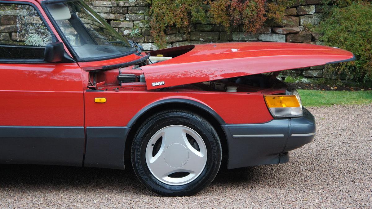 1992 Rare Saab 900 Turbo 16v AERO For Sale (picture 3 of 6)