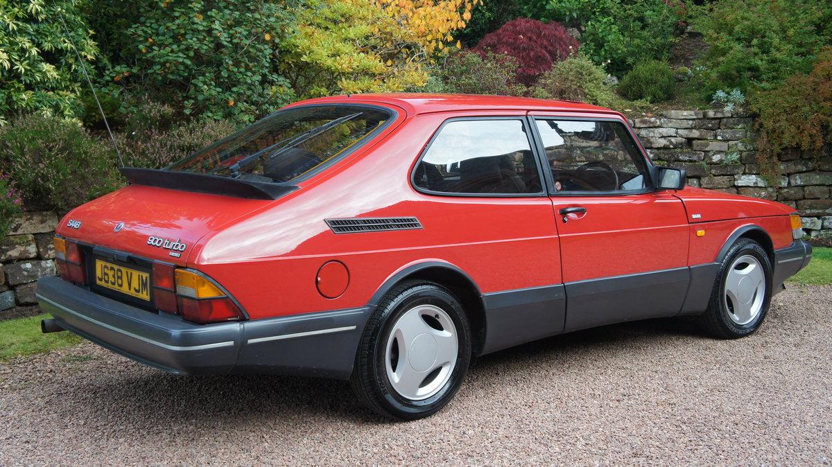 1992 Rare Saab 900 Turbo 16v AERO For Sale (picture 5 of 6)