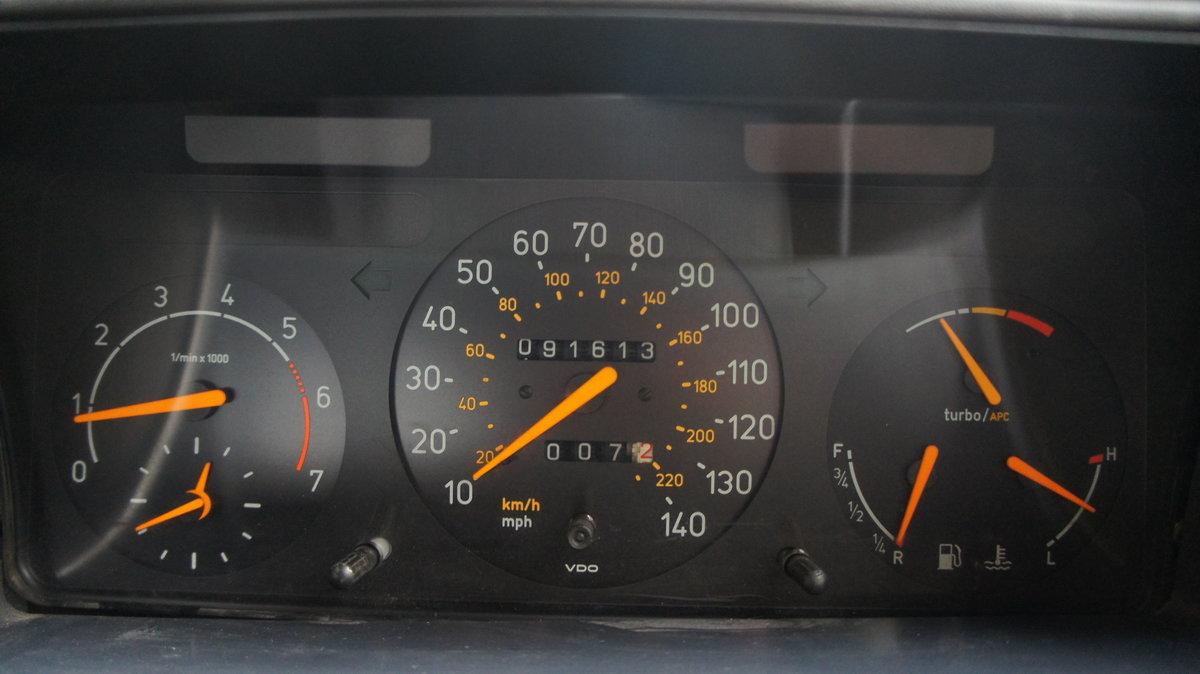 1992 Rare Saab 900 Turbo 16v AERO For Sale (picture 6 of 6)