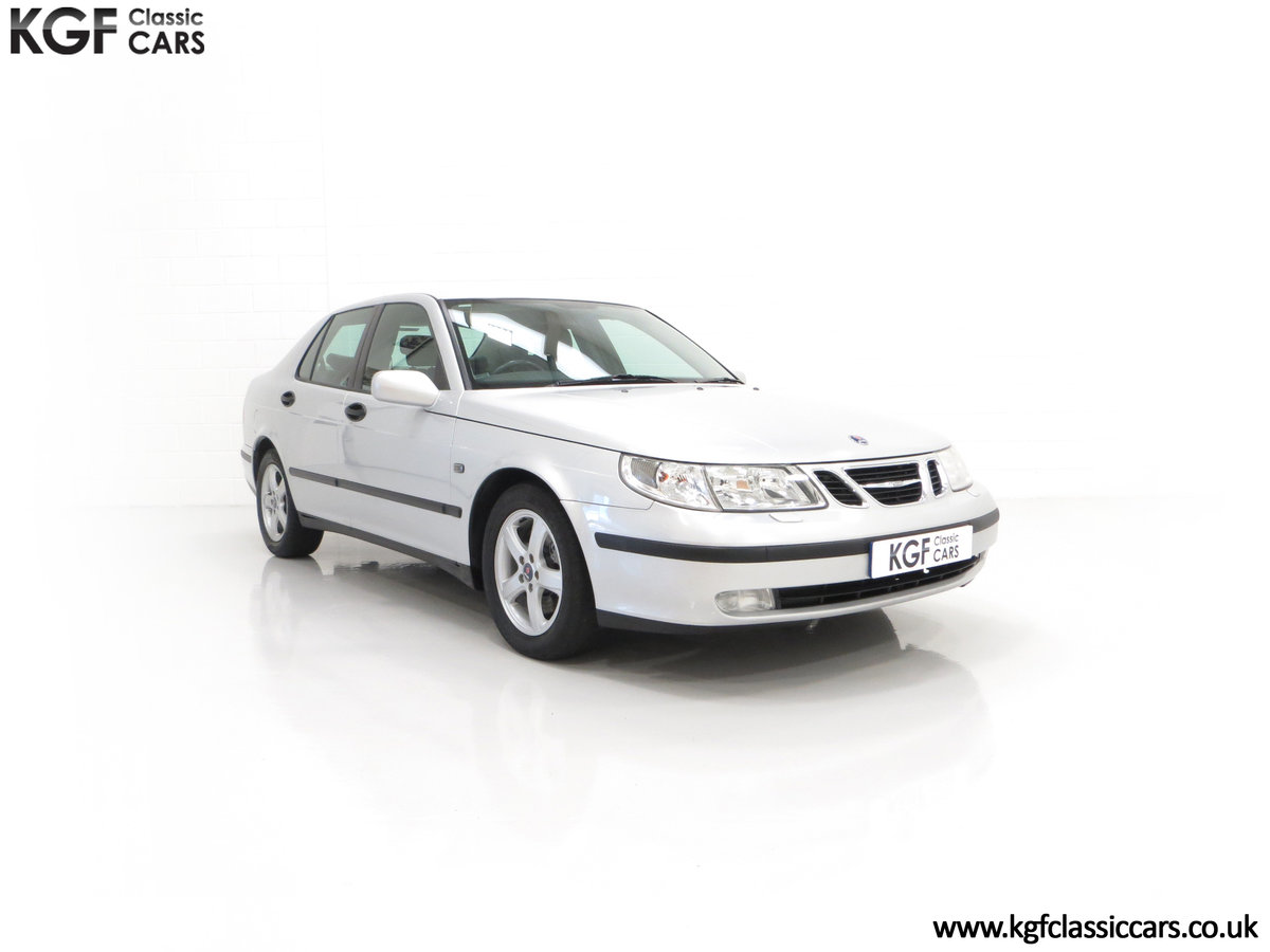 2002 A Wonderful Saab 9-5 3.0 Tid Arc Saloon with 31,740 Miles SOLD (picture 1 of 30)