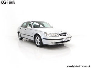 Picture of 2002 A Wonderful Saab 9-5 3.0 Tid Arc Saloon with 31,740 Miles SOLD