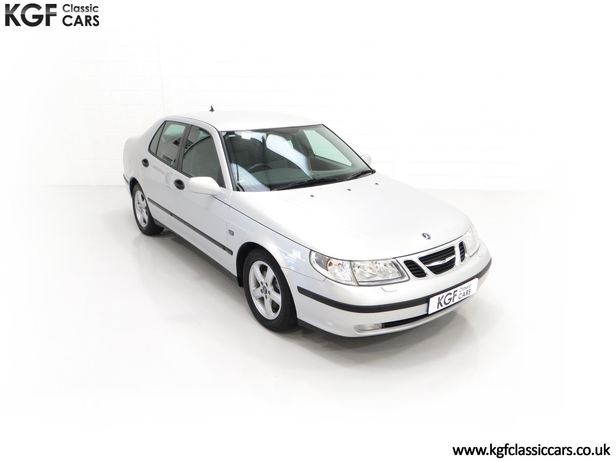 2002 A Wonderful Saab 9-5 3.0 Tid Arc Saloon with 31,740 Miles SOLD (picture 2 of 30)
