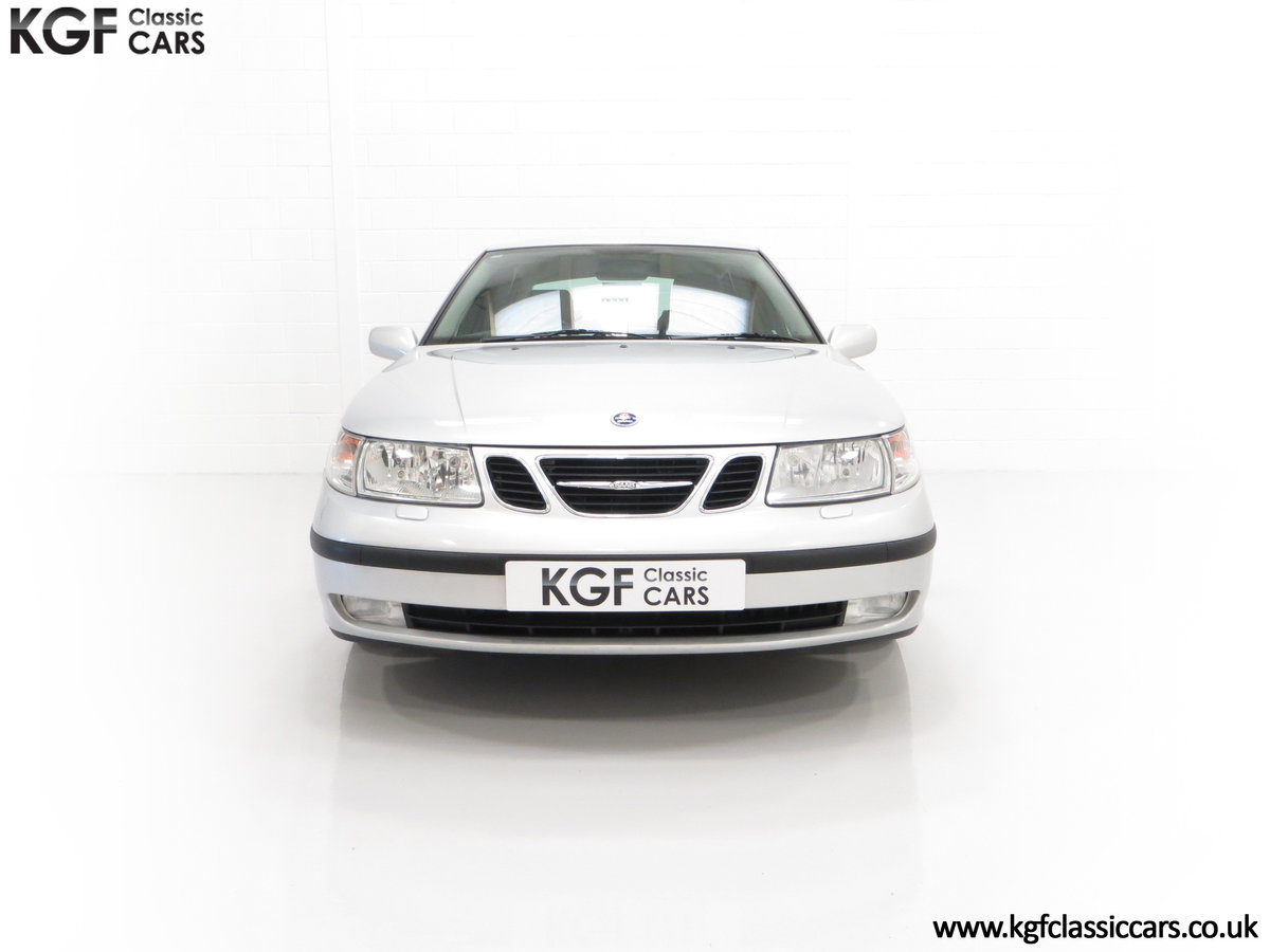 2002 A Wonderful Saab 9-5 3.0 Tid Arc Saloon with 31,740 Miles SOLD (picture 3 of 30)
