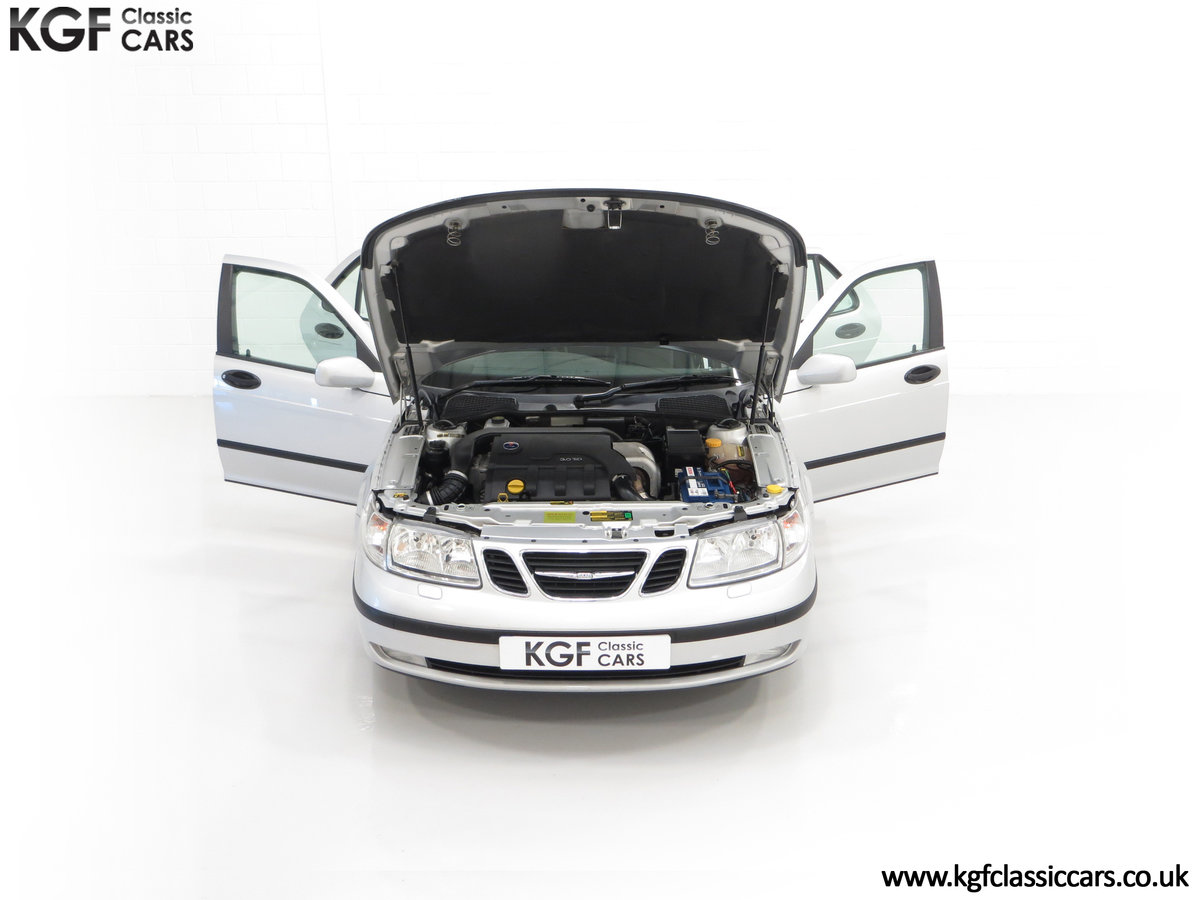 2002 A Wonderful Saab 9-5 3.0 Tid Arc Saloon with 31,740 Miles SOLD (picture 4 of 30)