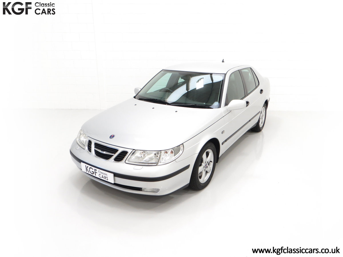 2002 A Wonderful Saab 9-5 3.0 Tid Arc Saloon with 31,740 Miles SOLD (picture 5 of 30)