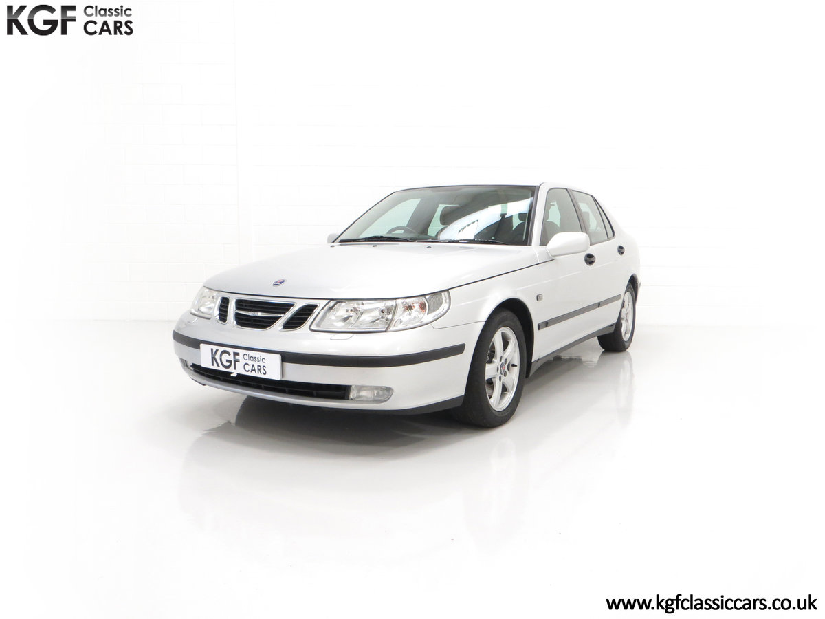 2002 A Wonderful Saab 9-5 3.0 Tid Arc Saloon with 31,740 Miles SOLD (picture 6 of 30)