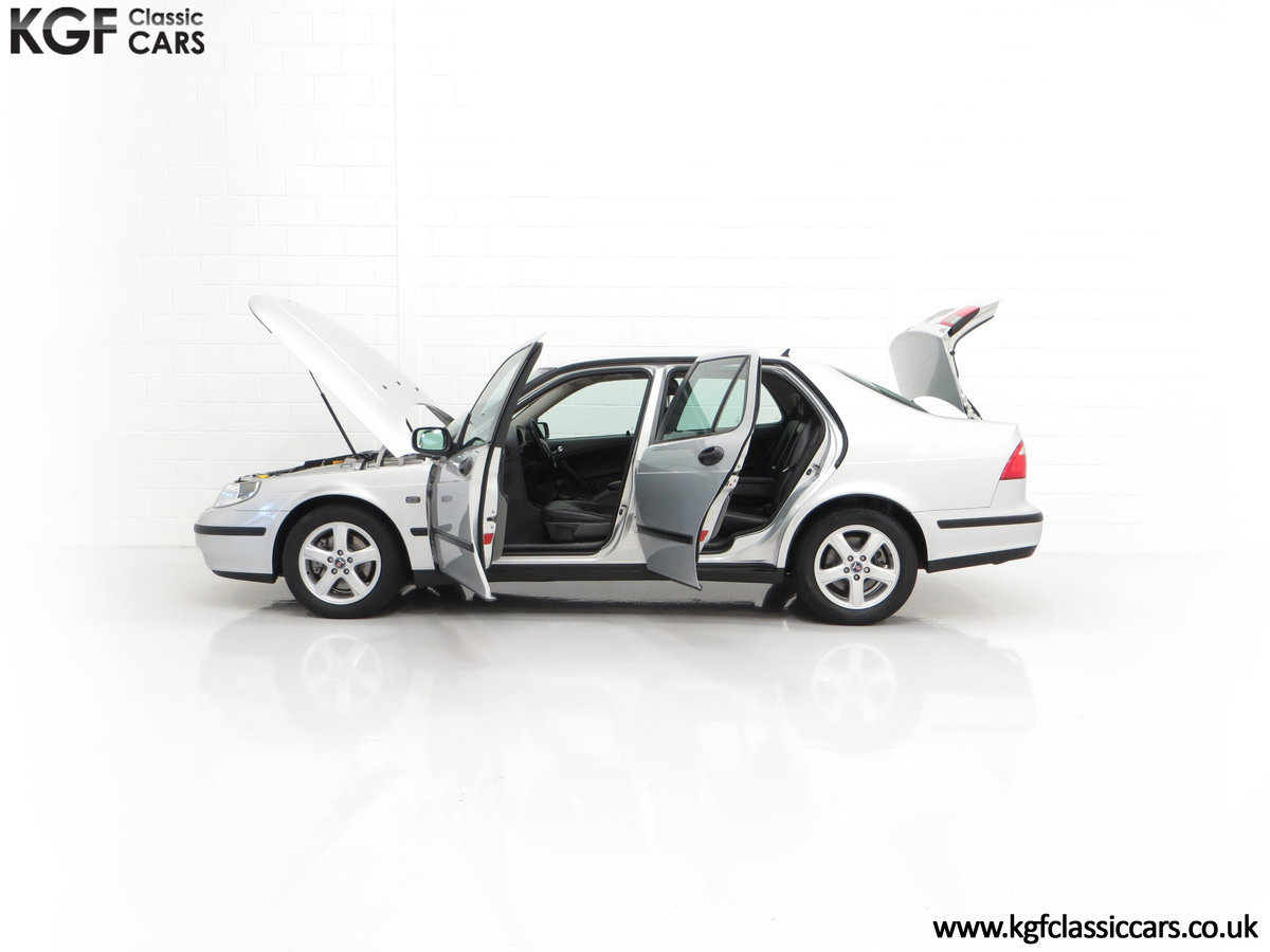 2002 A Wonderful Saab 9-5 3.0 Tid Arc Saloon with 31,740 Miles SOLD (picture 7 of 30)