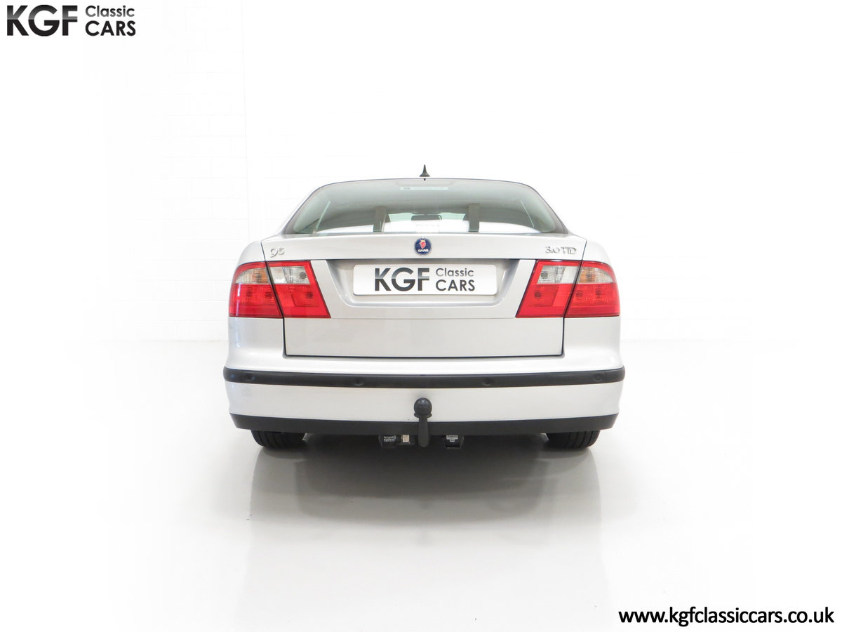 2002 A Wonderful Saab 9-5 3.0 Tid Arc Saloon with 31,740 Miles SOLD (picture 8 of 30)