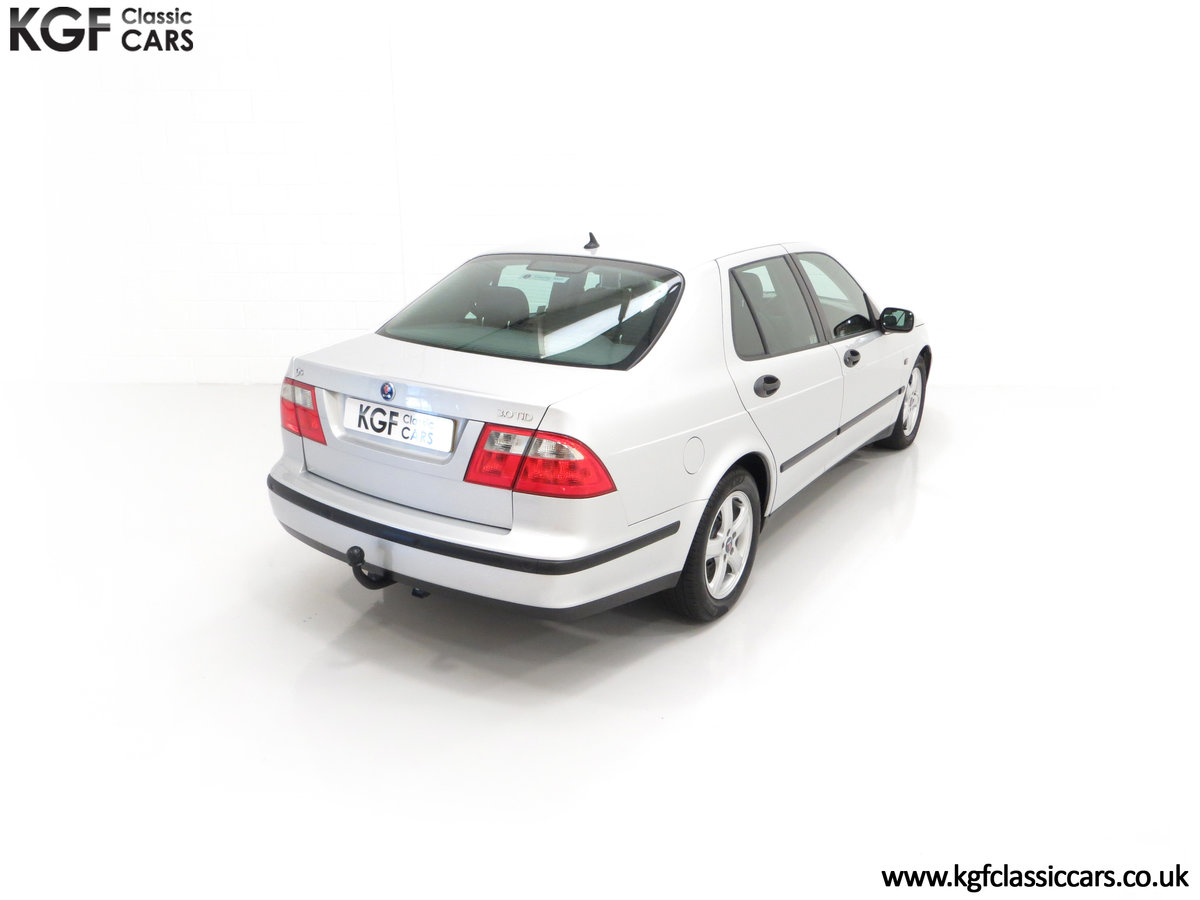 2002 A Wonderful Saab 9-5 3.0 Tid Arc Saloon with 31,740 Miles SOLD (picture 10 of 30)