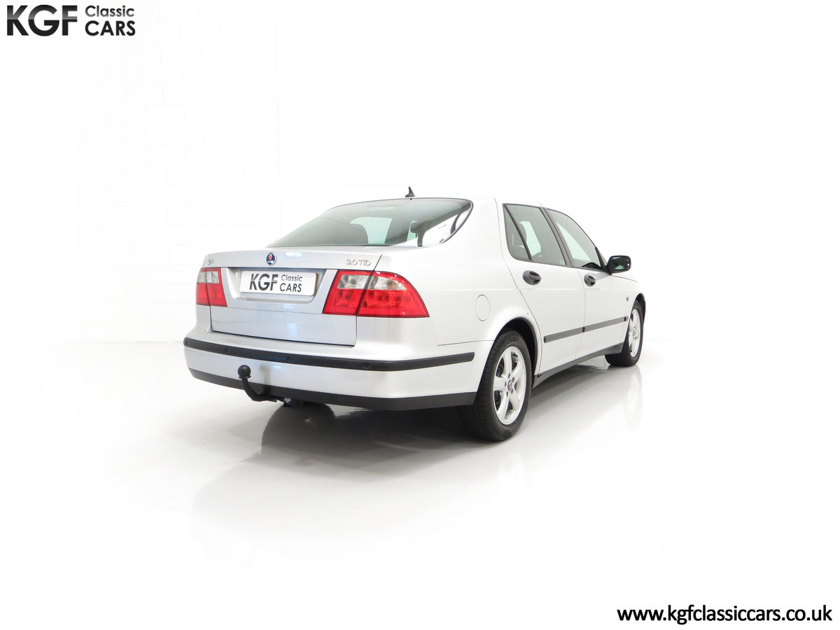 2002 A Wonderful Saab 9-5 3.0 Tid Arc Saloon with 31,740 Miles SOLD (picture 11 of 30)