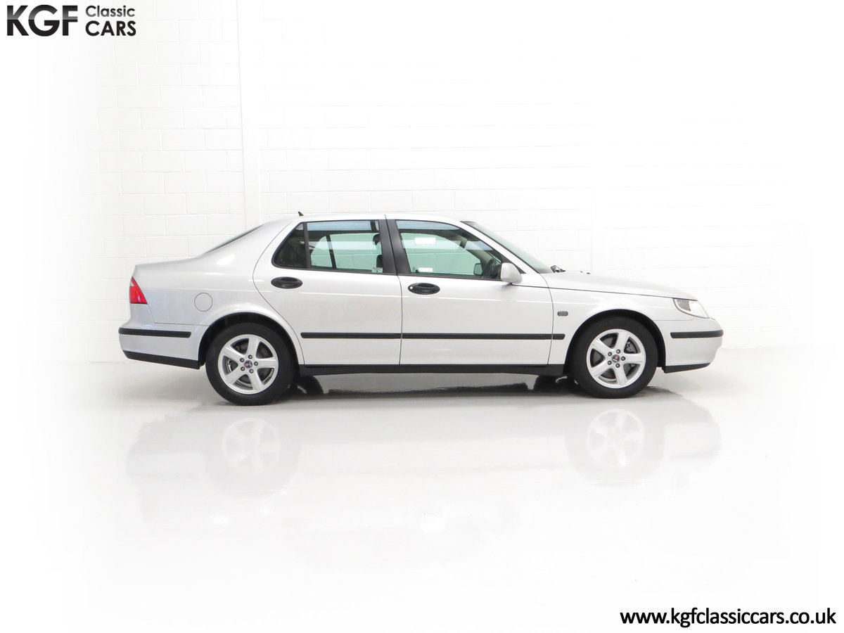 2002 A Wonderful Saab 9-5 3.0 Tid Arc Saloon with 31,740 Miles SOLD (picture 12 of 30)
