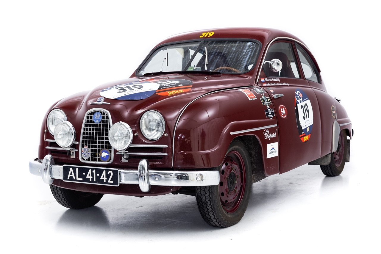 1956 Saab 93 A For Sale (picture 1 of 12)