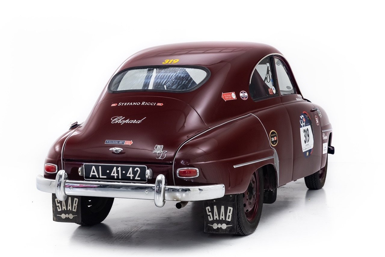 1956 Saab 93 A For Sale (picture 7 of 12)