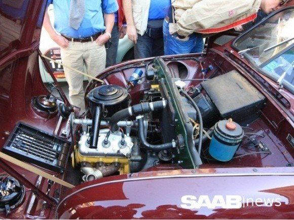 1956 Saab 93 A For Sale (picture 8 of 12)