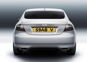 SAAB personal cherished private registration