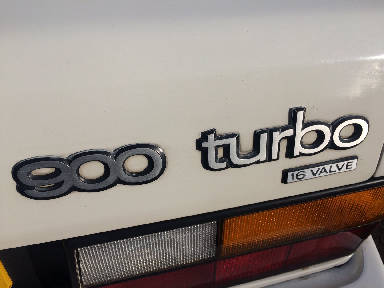 1988 SAAB 900 Turbo 16 Convertible Airflow For Sale (picture 6 of 12)