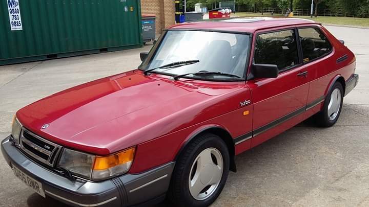 Picture of 1989 Saab 900 Turbo For Sale