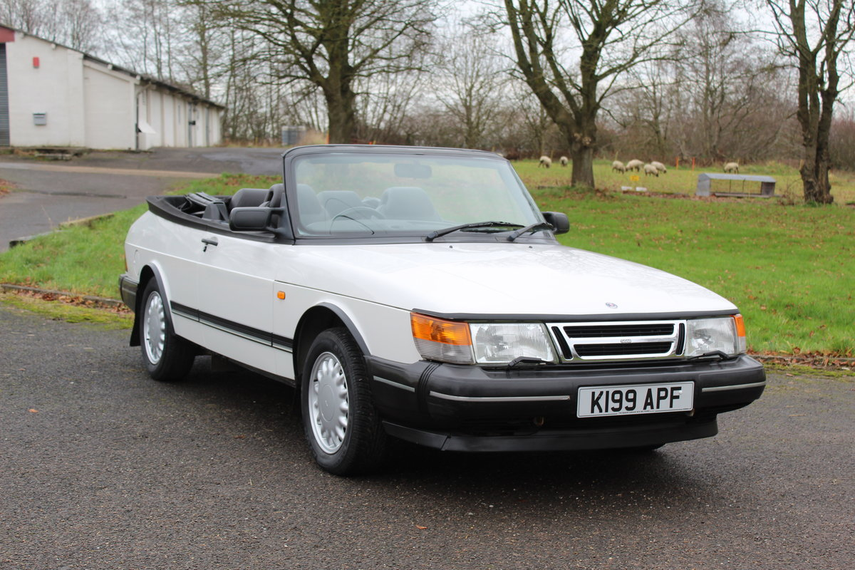 1993 Saab 900 Turbo S For Sale (picture 1 of 12)