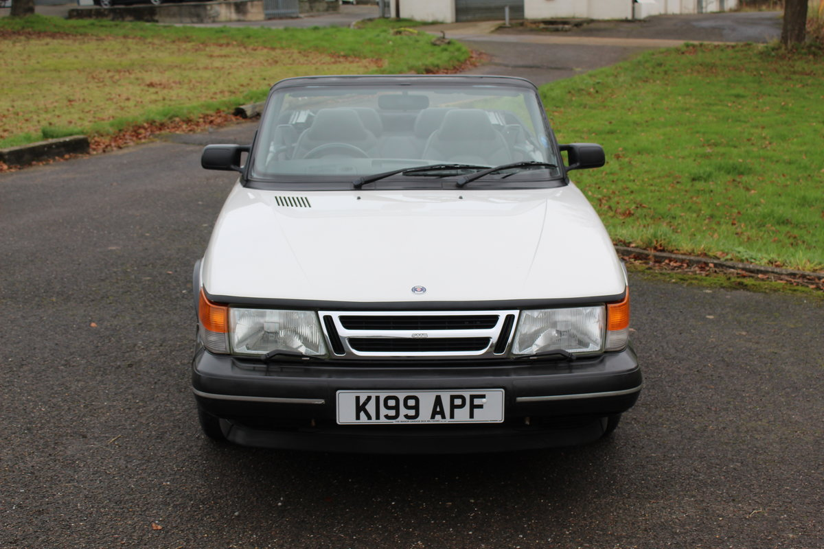 1993 Saab 900 Turbo S For Sale (picture 5 of 12)