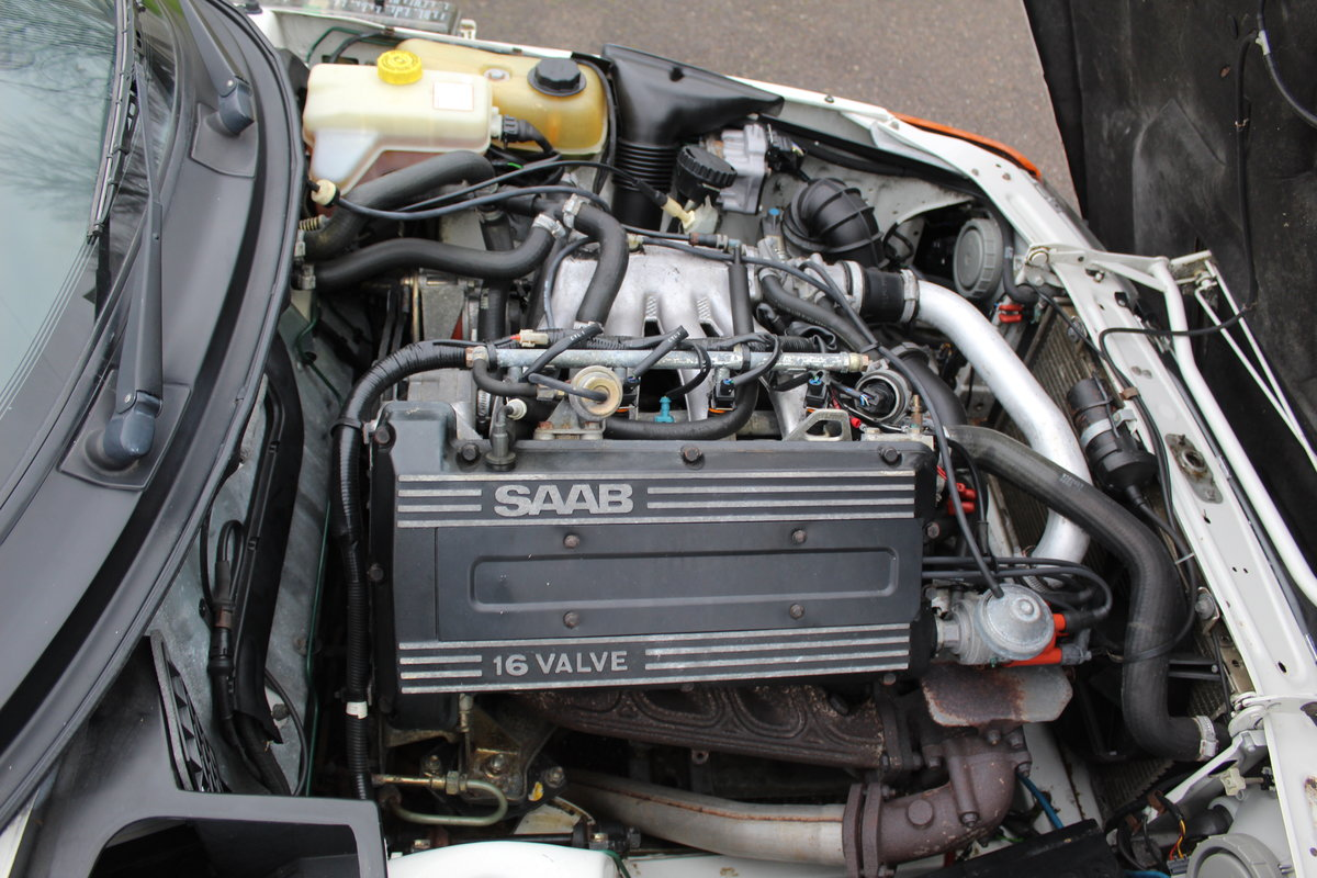 1993 Saab 900 Turbo S For Sale (picture 9 of 12)