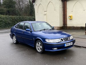 51 Saab 9-3 2.0t se turbo hatchback 5dr