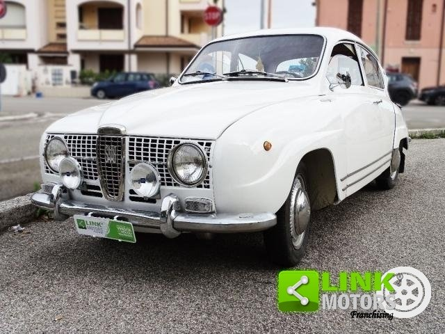 1969 SAAB - 96 V - 4 De Luxe For Sale (picture 1 of 6)