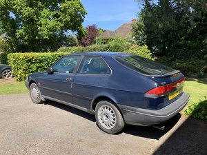 Picture of 1996 Low mileage Saab 900 coupe For Sale