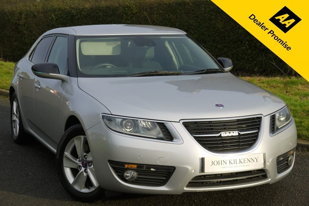 2010 Saab 9-5 2.0 TTiD Vector SE **SAT NAV, HUD** LOW MILEAGE*** For Sale (picture 1 of 1)