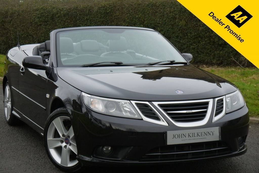 2012 Saab 9-3 2.0 T Linear SE Convertible ** 1 OWNER ** 32000 MIL For Sale (picture 1 of 1)