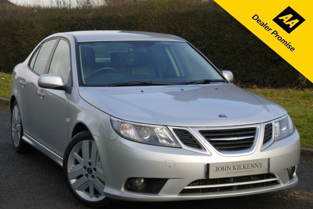 2011 Saab 9-3 1.9 TTiD Turbo Edition Automatic 4dr ** RARE CAR ** For Sale (picture 1 of 1)