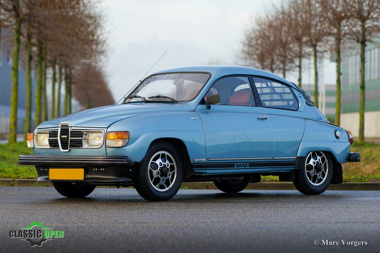 1979 Excellent Classic Saab 94 Sport Special Edition (LHD) For Sale (picture 1 of 12)