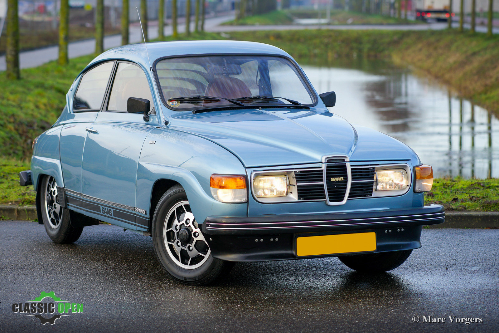 1979 Excellent Classic Saab 94 Sport Special Edition (LHD) For Sale (picture 5 of 12)