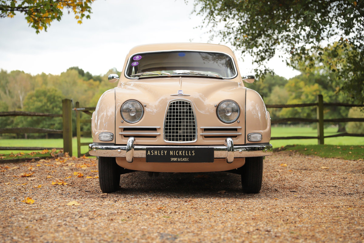 1961 POTENTIALLY ONE OF THE BEST AVAILABLE IN EUROPE TODAY Price For Sale (picture 3 of 12)