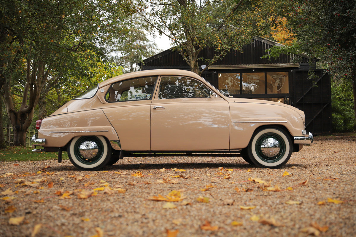 1961 POTENTIALLY ONE OF THE BEST AVAILABLE IN EUROPE TODAY Price For Sale (picture 4 of 12)