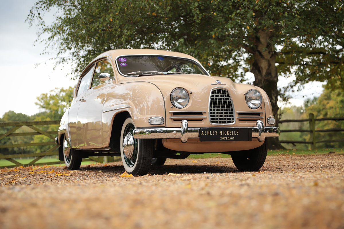 1961 POTENTIALLY ONE OF THE BEST AVAILABLE IN EUROPE TODAY Price For Sale (picture 1 of 12)