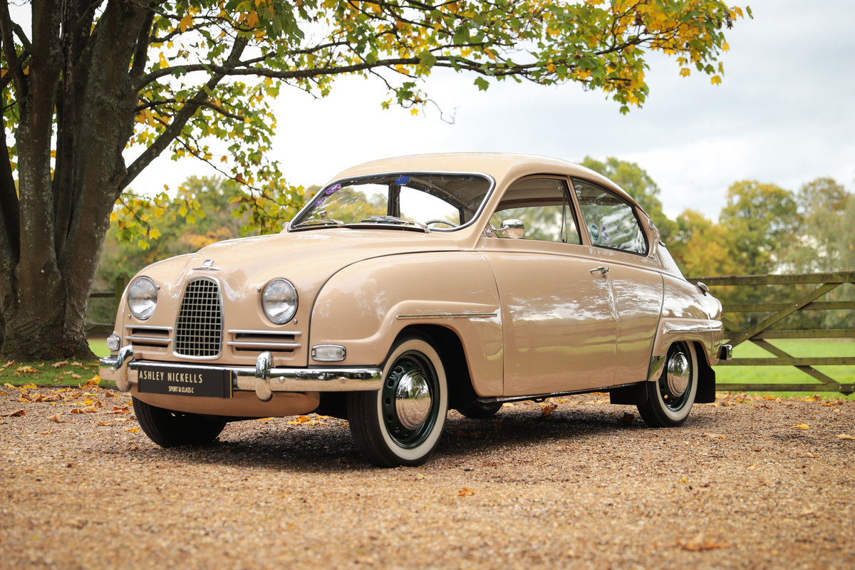 1961 POTENTIALLY ONE OF THE BEST AVAILABLE IN EUROPE TODAY Price For Sale (picture 2 of 12)