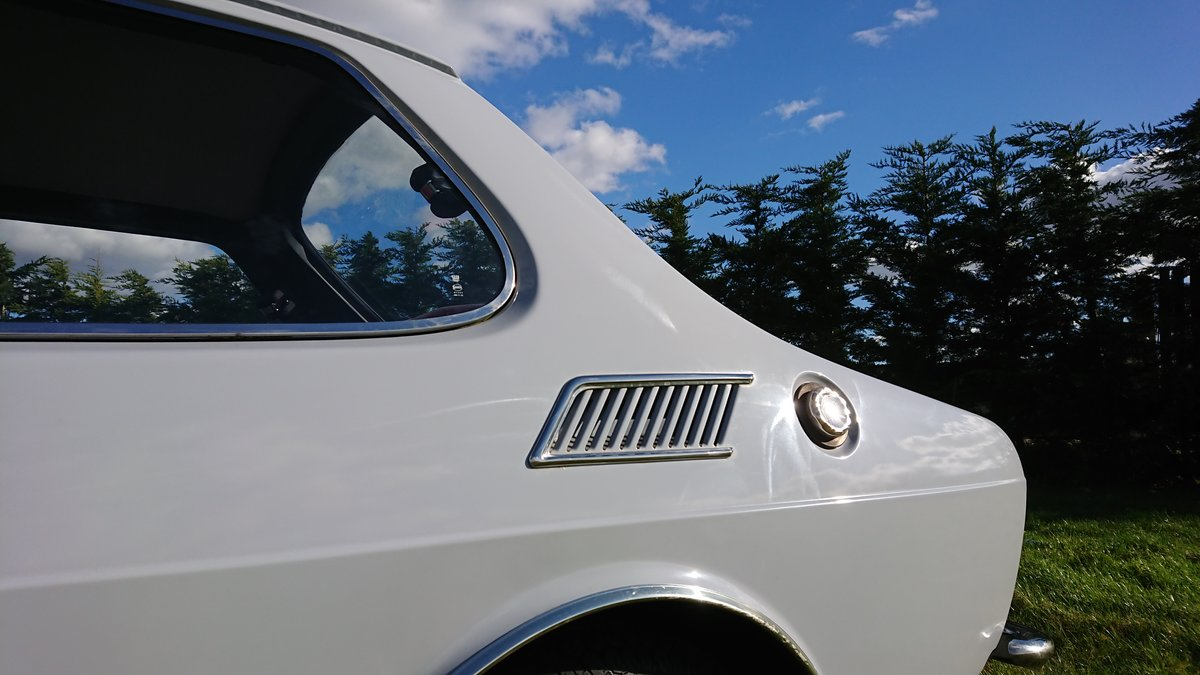 1971 Saab 99 1709cc 2-door, 79k miles, immaculate condition For Sale (picture 9 of 12)