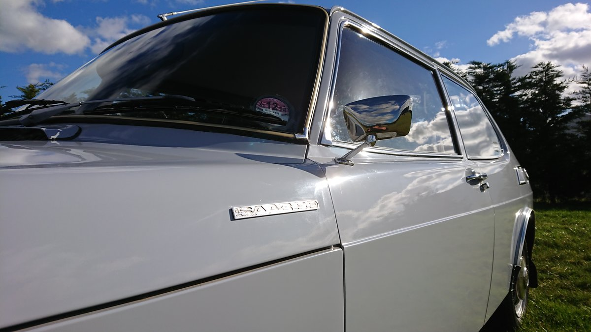 1971 Saab 99 1709cc 2-door, 79k miles, immaculate condition For Sale (picture 10 of 12)