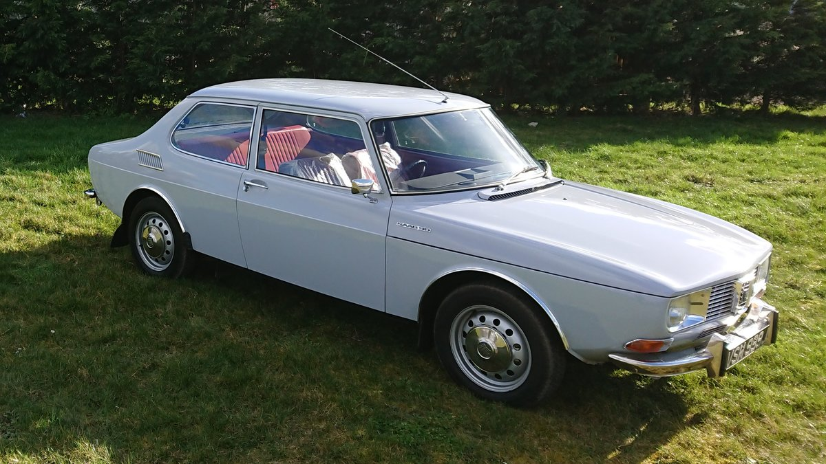 1971 Saab 99 1709cc 2-door, 79k miles, immaculate condition For Sale (picture 11 of 12)