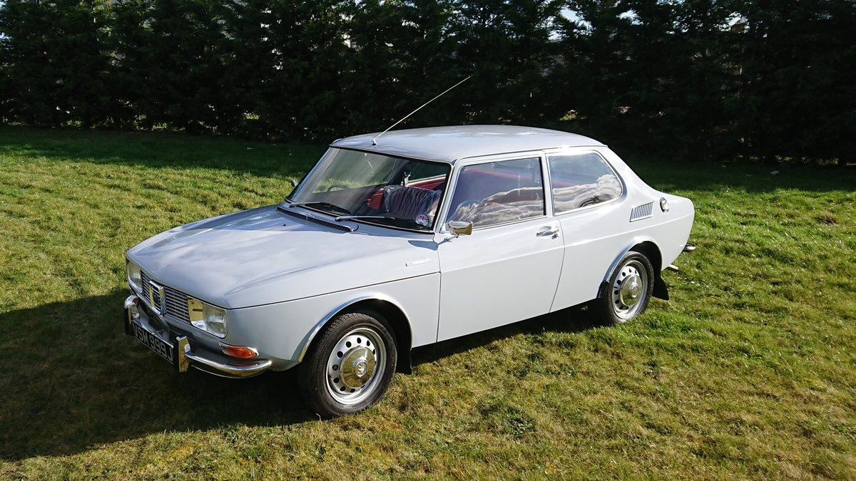 1971 Saab 99 1709cc 2-door, 79k miles, immaculate condition For Sale (picture 12 of 12)
