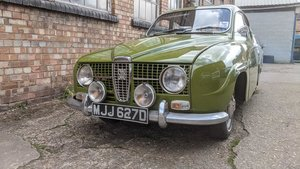 Picture of 1966 SAAB 96 2-stroke For Sale